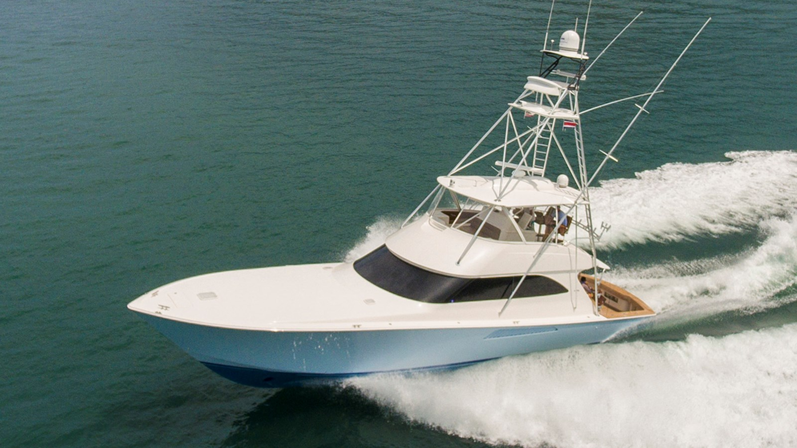 2012 VIKING 60 Convertible For Sale
