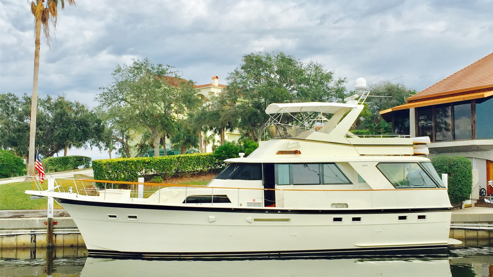 1984 HATTERAS 53 Motor Yacht For Sale
