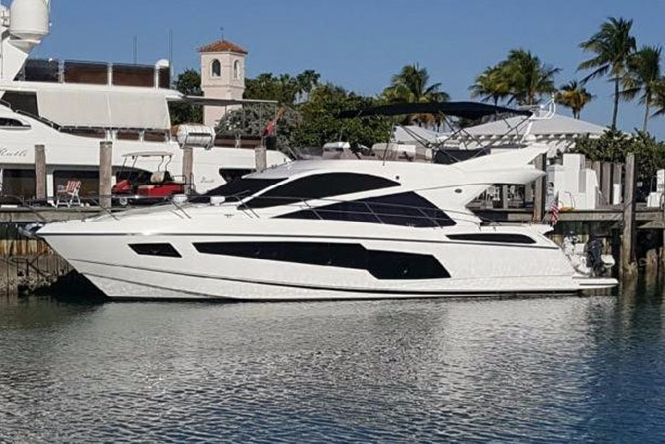 2015 Sunseeker Manhattan 55 For Sale