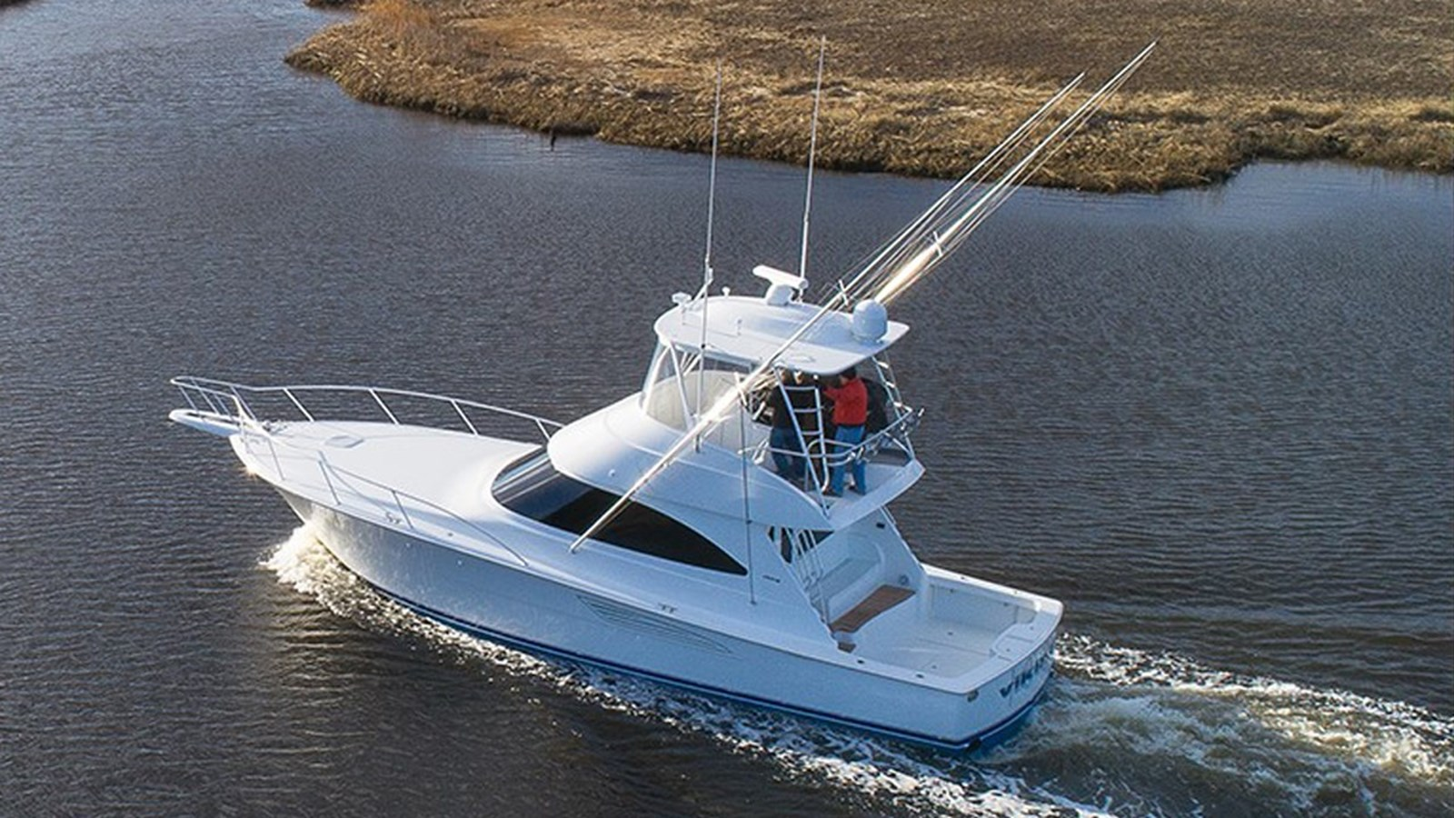 2018 VIKING 44 Convertible (VK44-601) For Sale