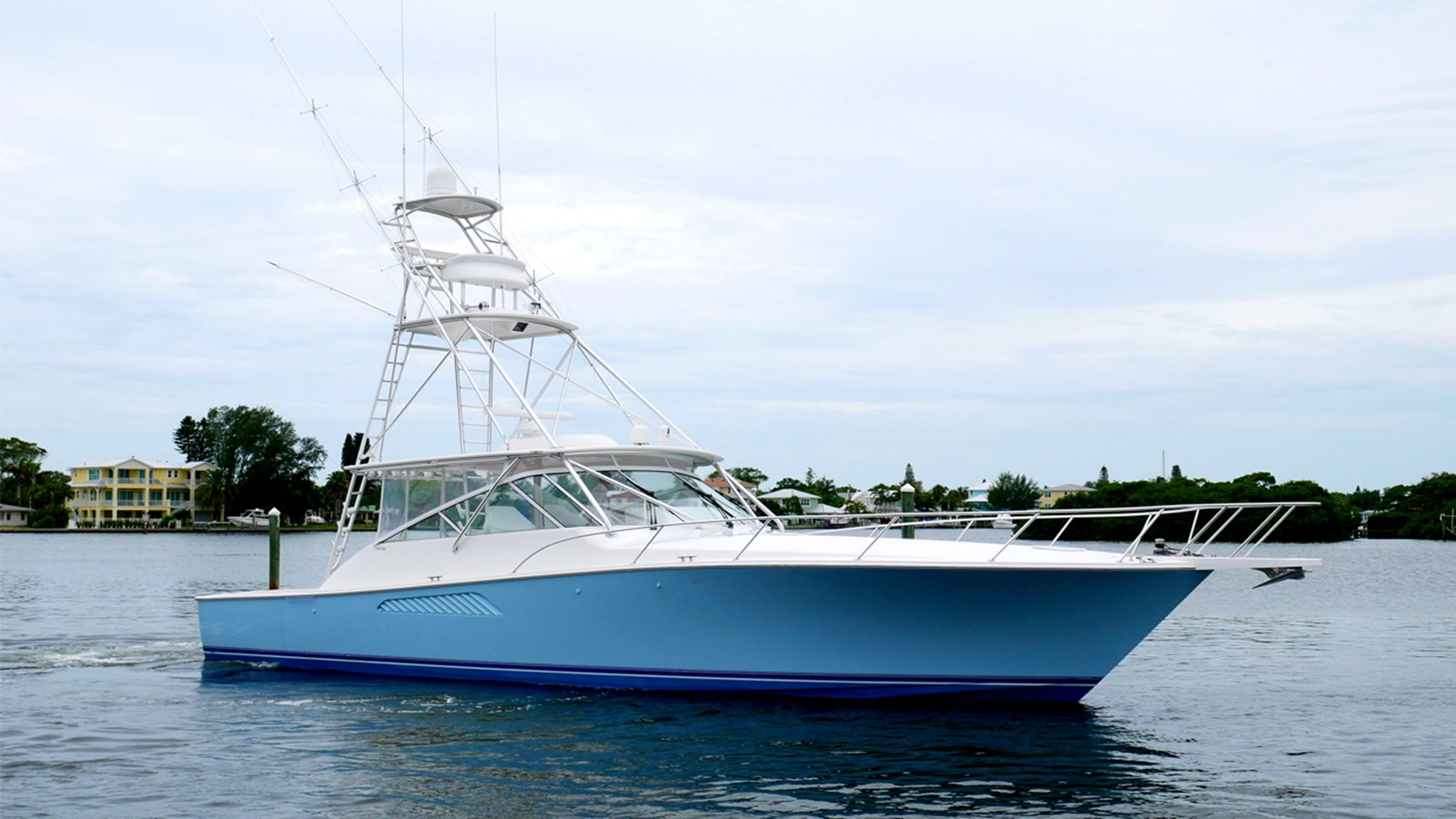 2012 VIKING 52 Open For Sale