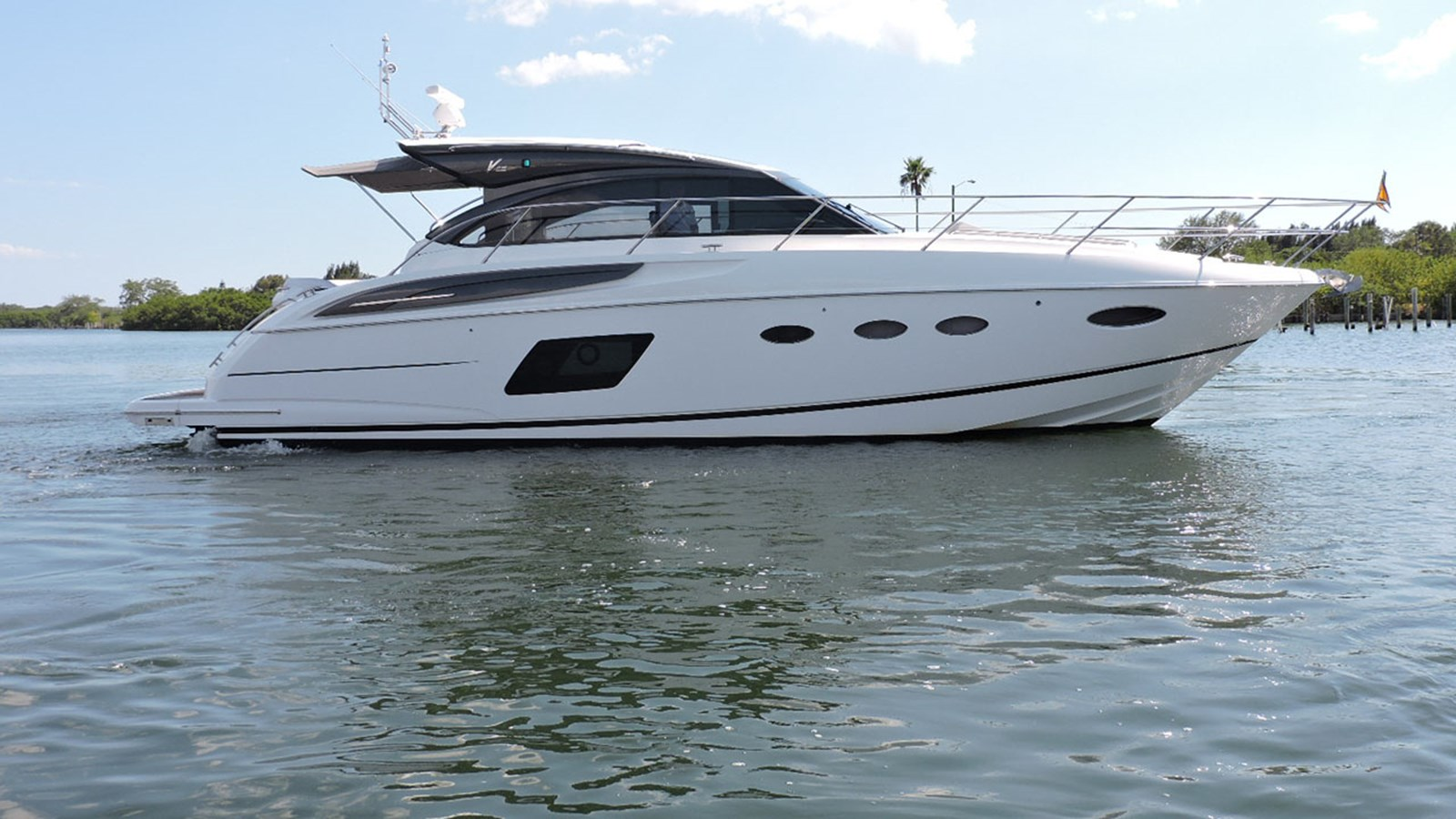 2016 PRINCESS YACHTS v-48 For Sale