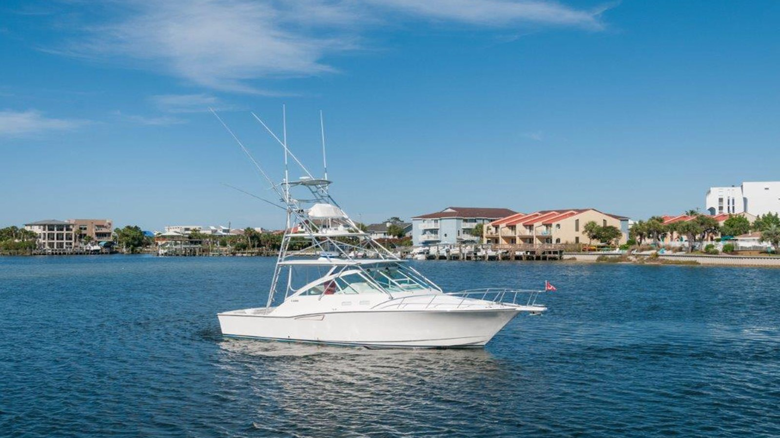 2007 CABO 35 CNV For Sale