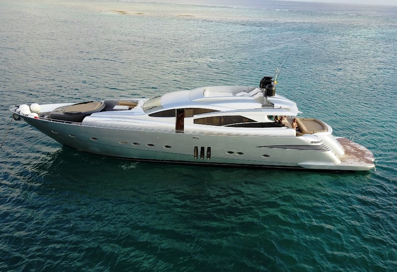 2008 PERSHING  For Sale