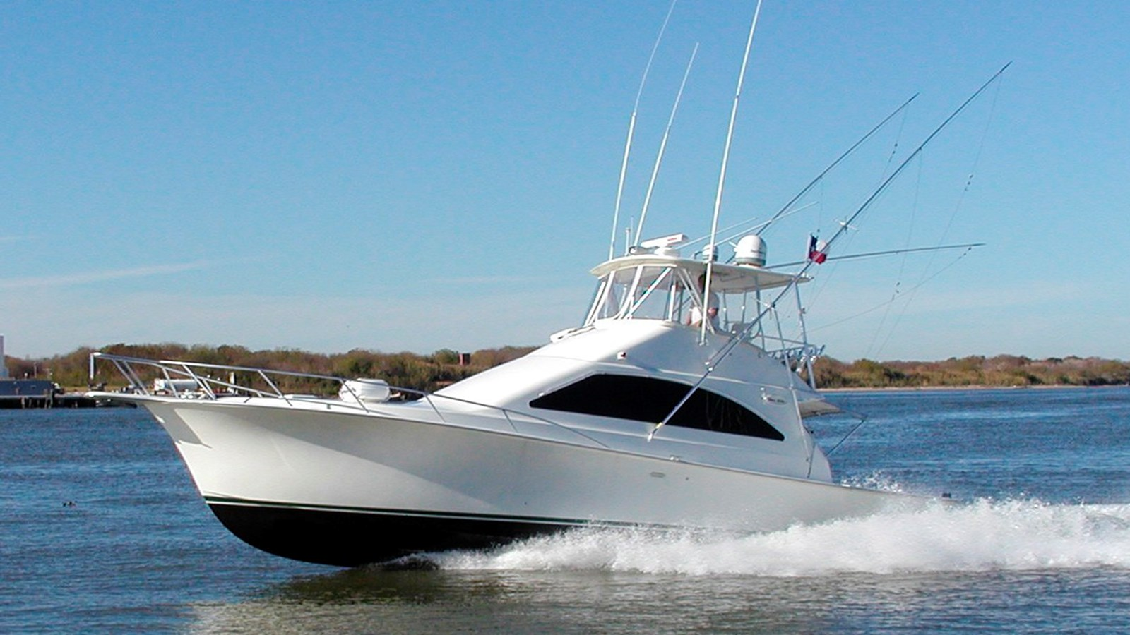 2000 Ocean Yachts 43 Convertible For Sale