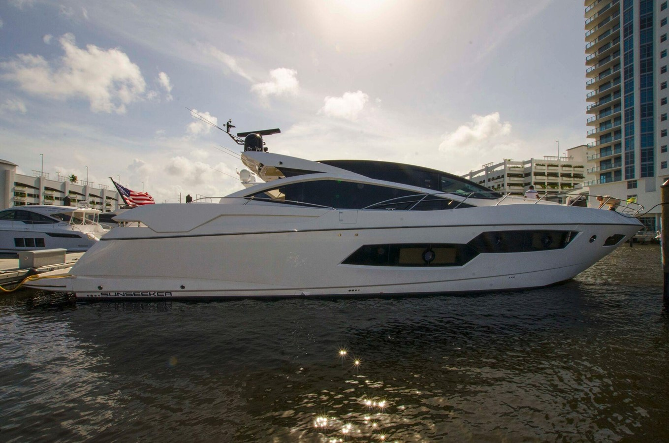 2013 Sunseeker Predator 80 For Sale