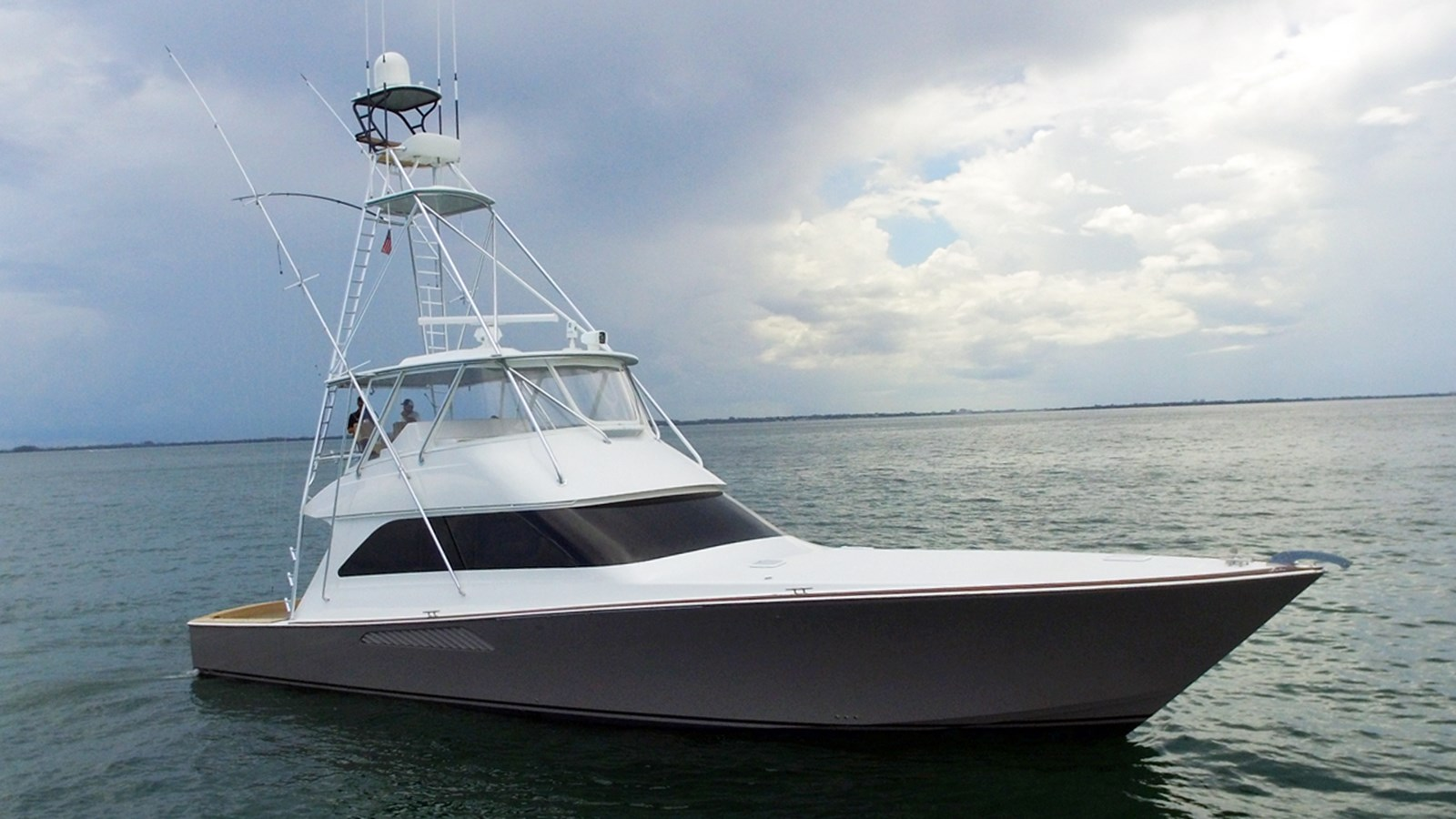 2007 VIKING 64 Convertible For Sale