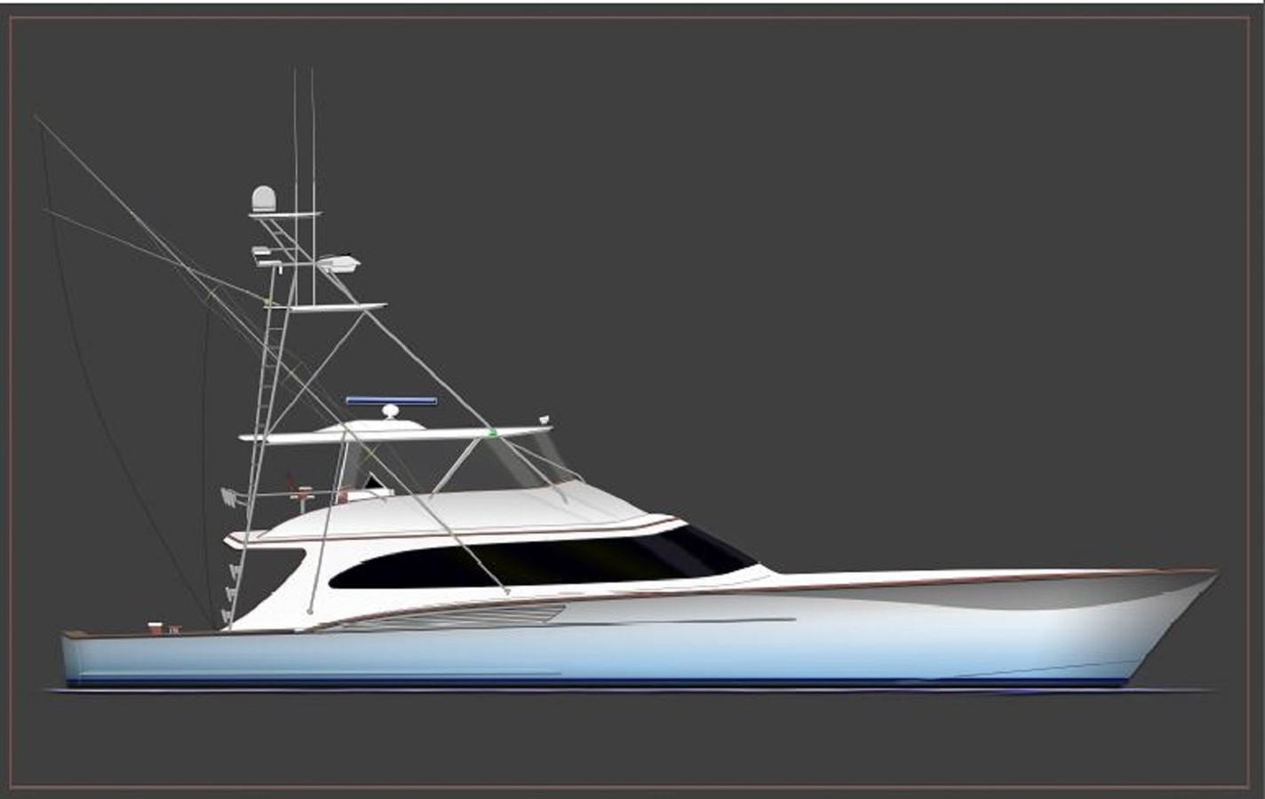 2019 JARRETT BAY Custom Carolina Convertible UNDER CONSTRUCTION For Sale