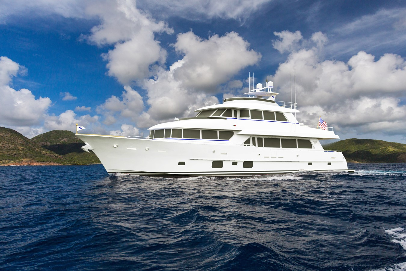 2019 PARAGON MOTOR YACHTS Tri-Deck For Sale