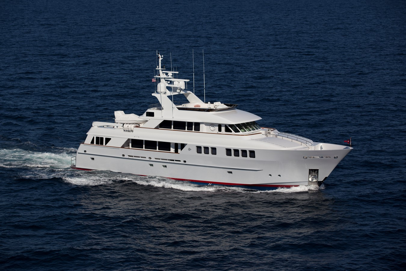 2010 NEWCASTLE SHIPYARDS Tri-Deck For Sale