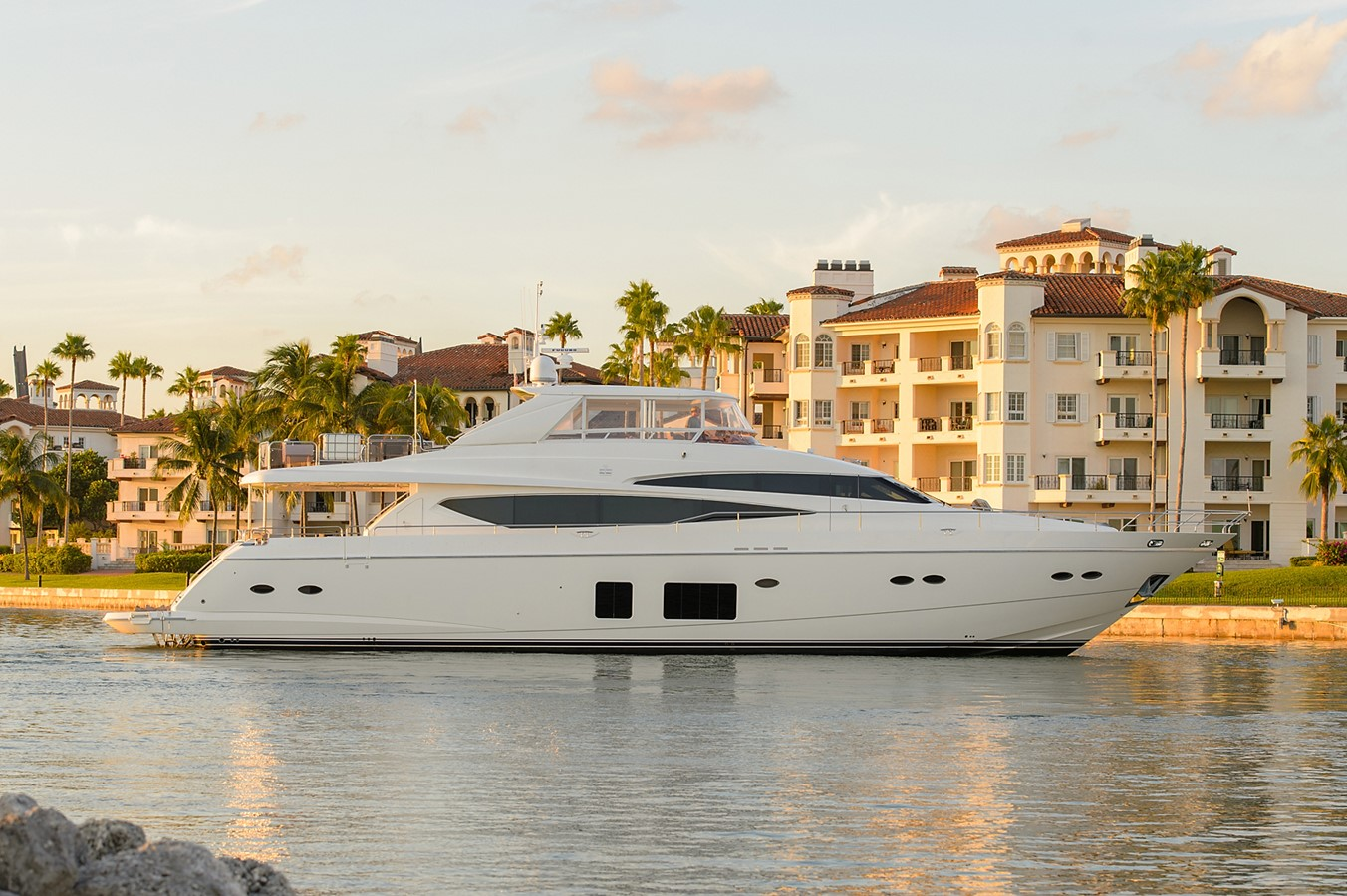 2011 PRINCESS YACHTS  For Sale