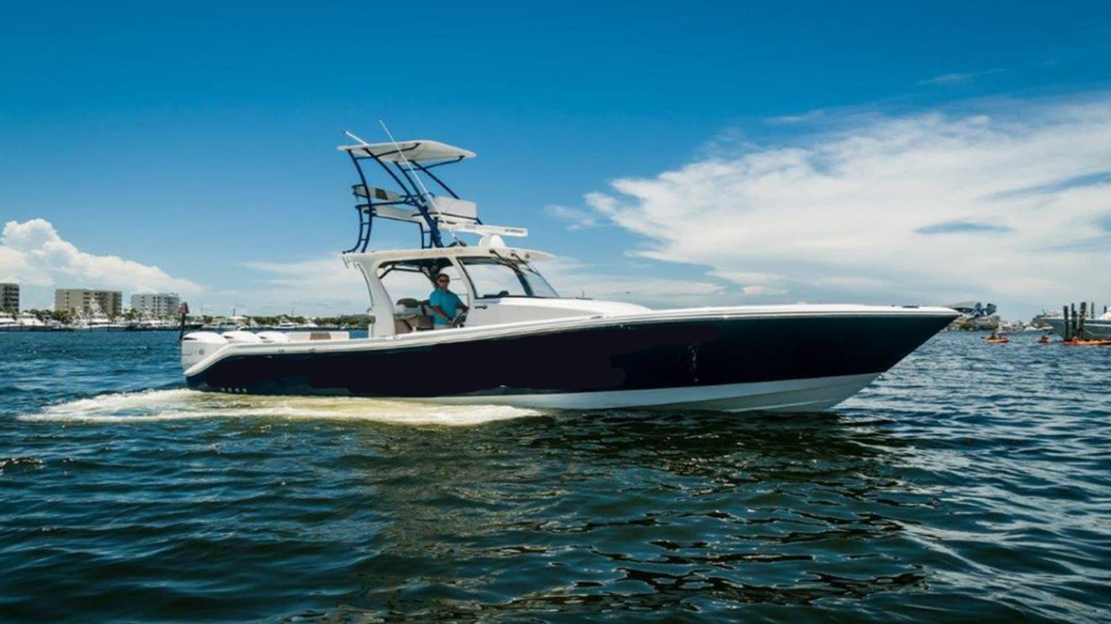 2017 EDGEWATER 368 Center Console  For Sale