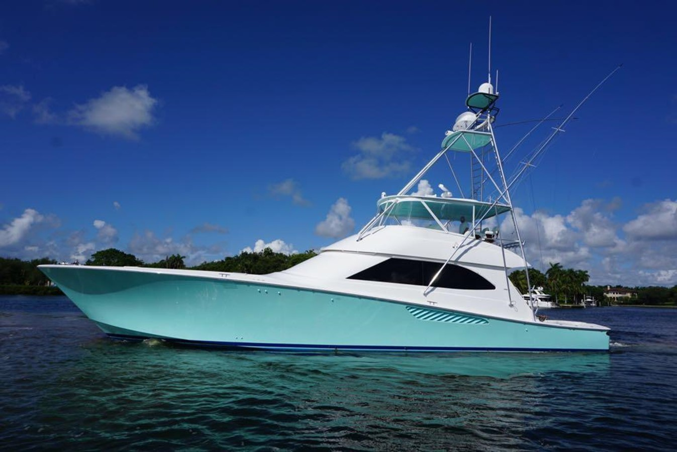 2011 Viking 70 Convertible For Sale