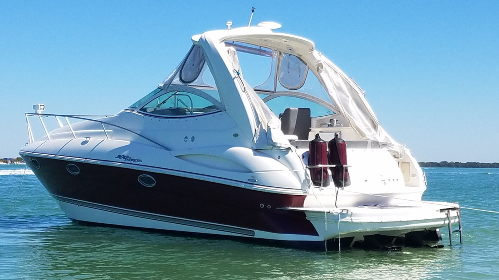 2005 Cruisers Yachts 300 Express For Sale