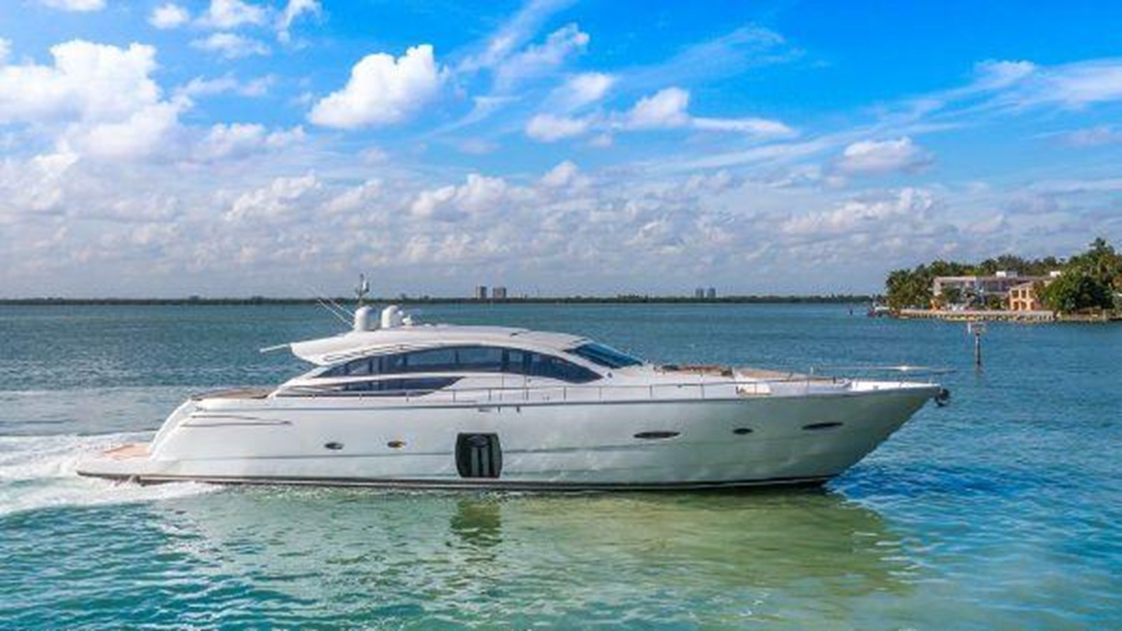 2012 Pershing 80 For Sale