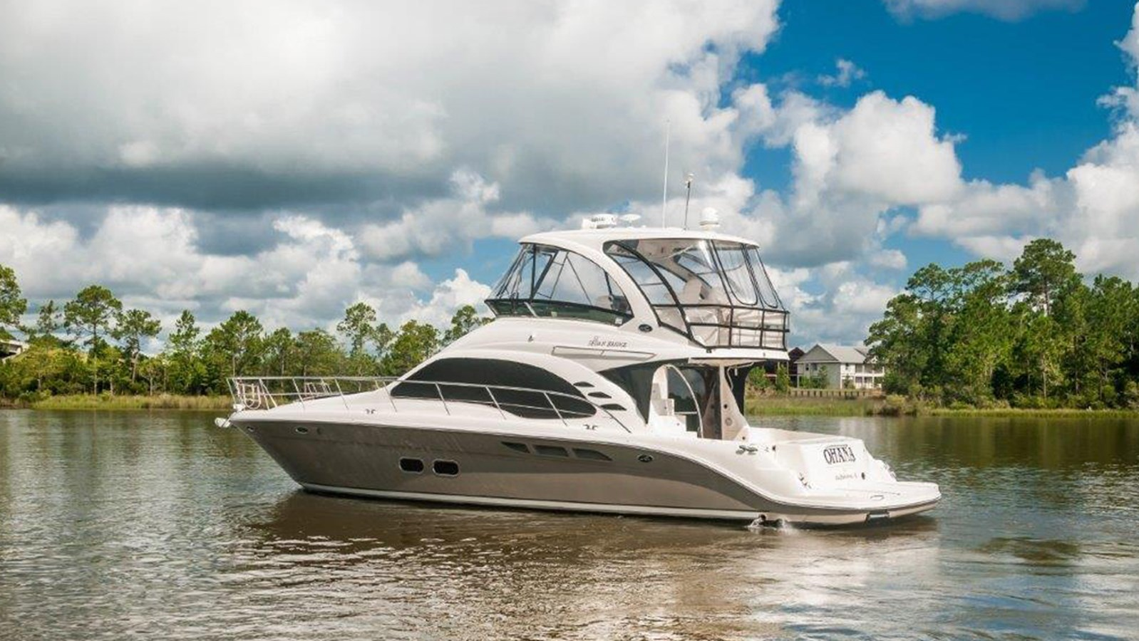 2006 SEA RAY 52 Sedan Bridge For Sale