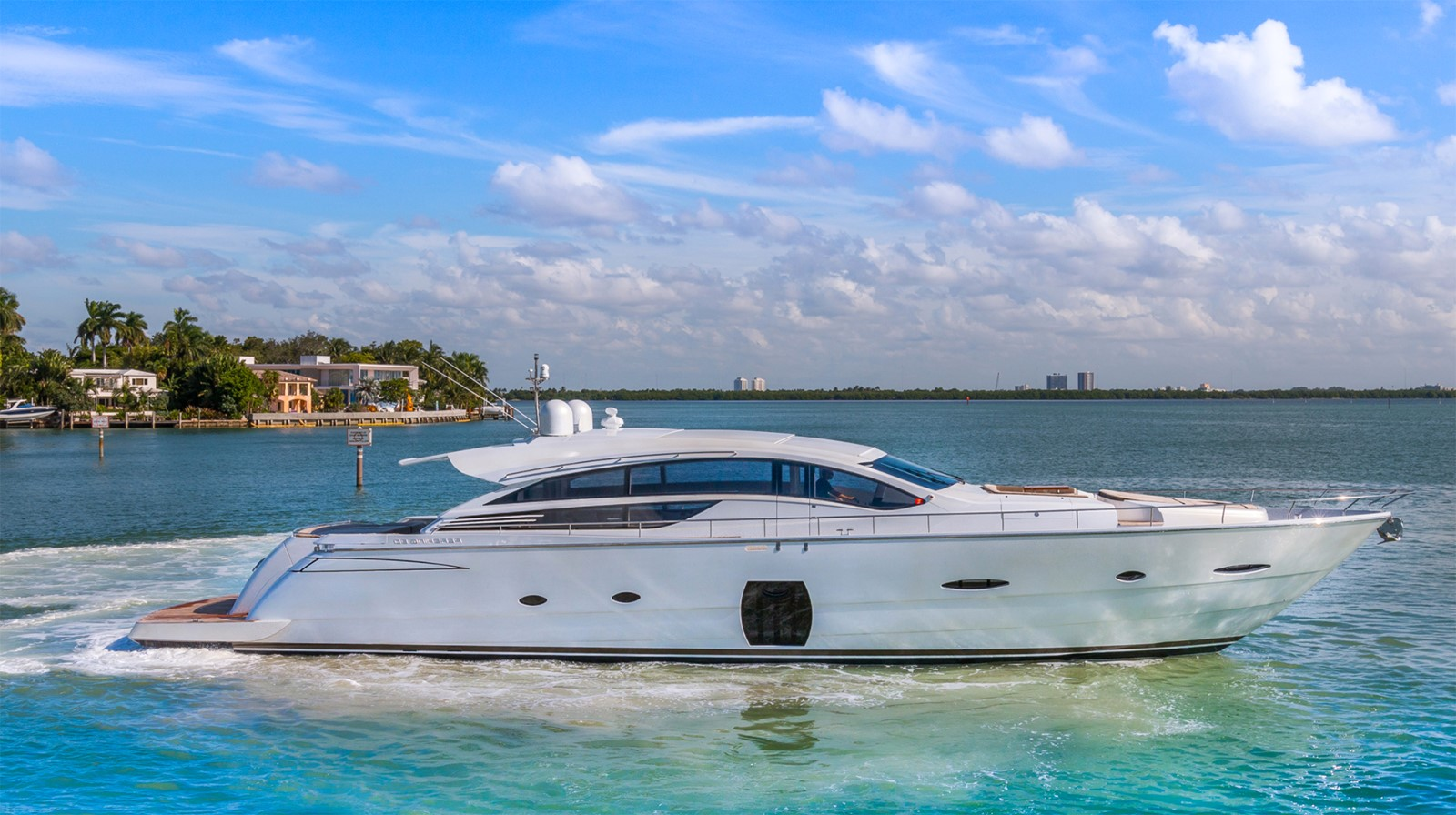 2012 PERSHING  For Sale