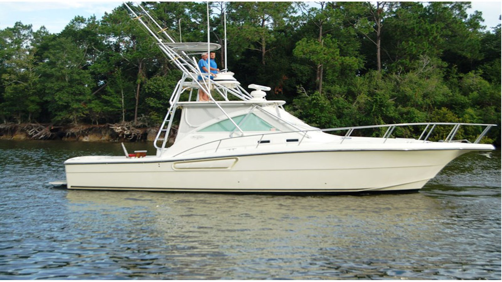 2004 RAMPAGE 38 Express For Sale