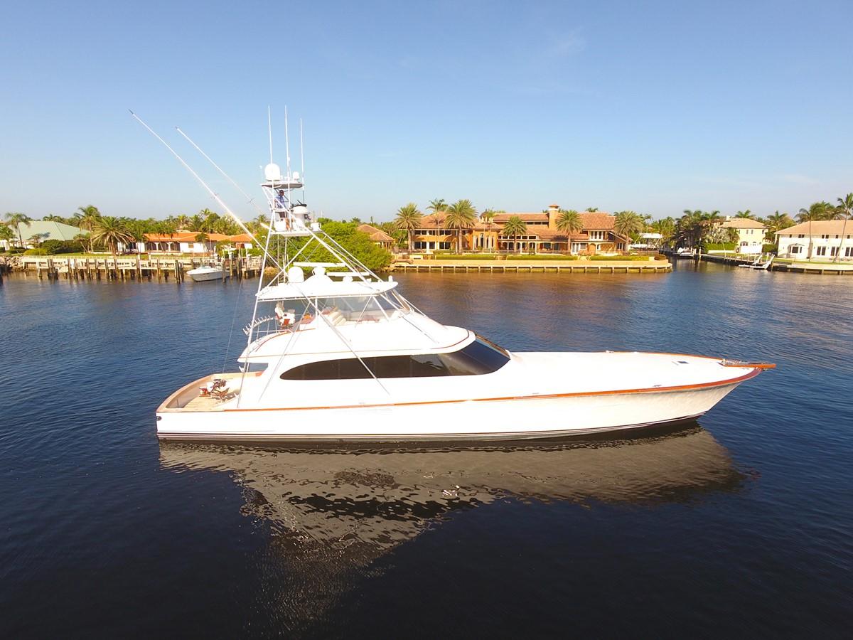 2013 MERRITT BOAT WORKS Custom 86' Sportfish For Sale