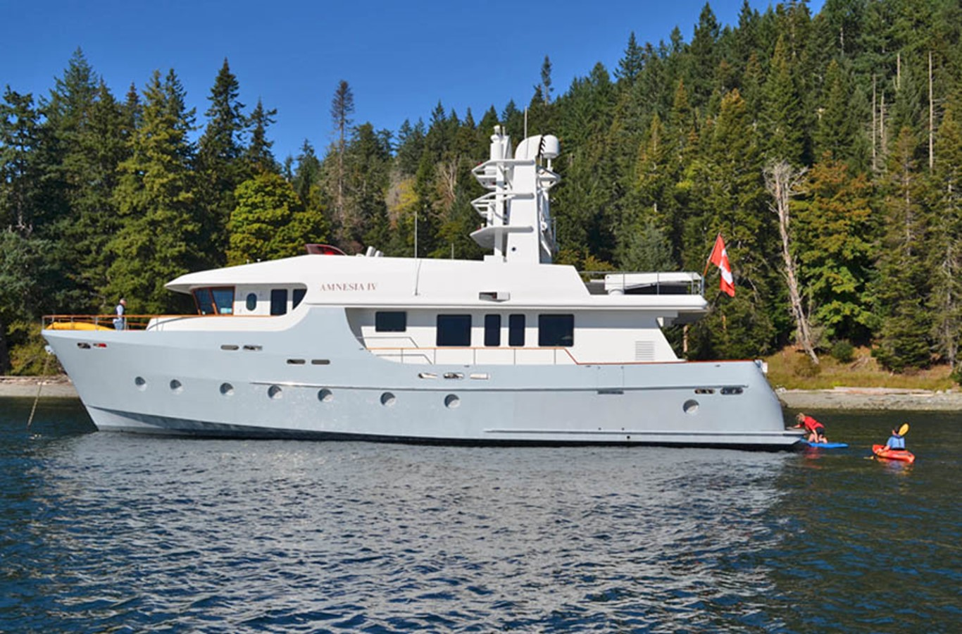 2002 CAPE SCOTT MARINE  For Sale