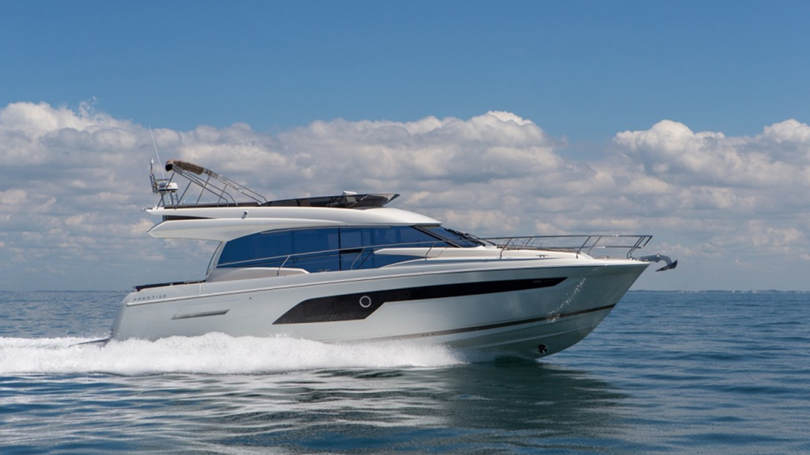 New Prestige 520 Flybridge Yachts For Sale