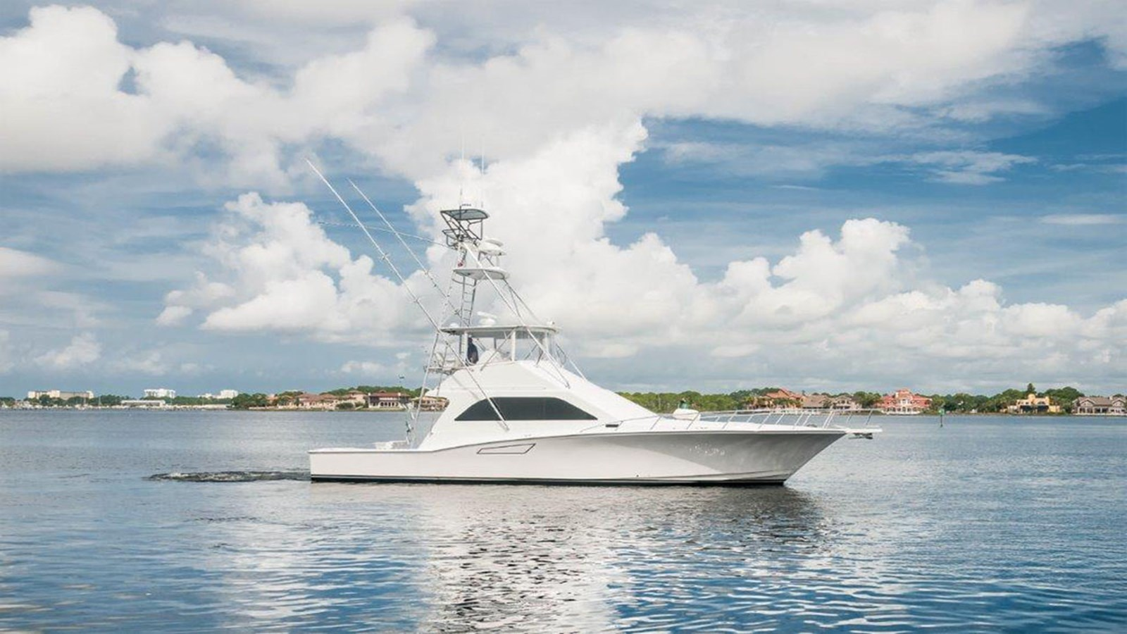 2001 CABO 47 Convertible For Sale