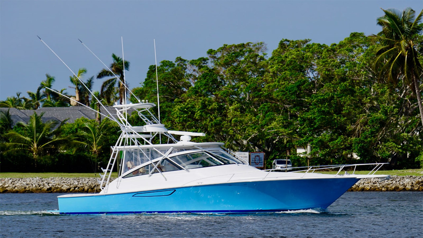 2014 VIKING 42 Open For Sale