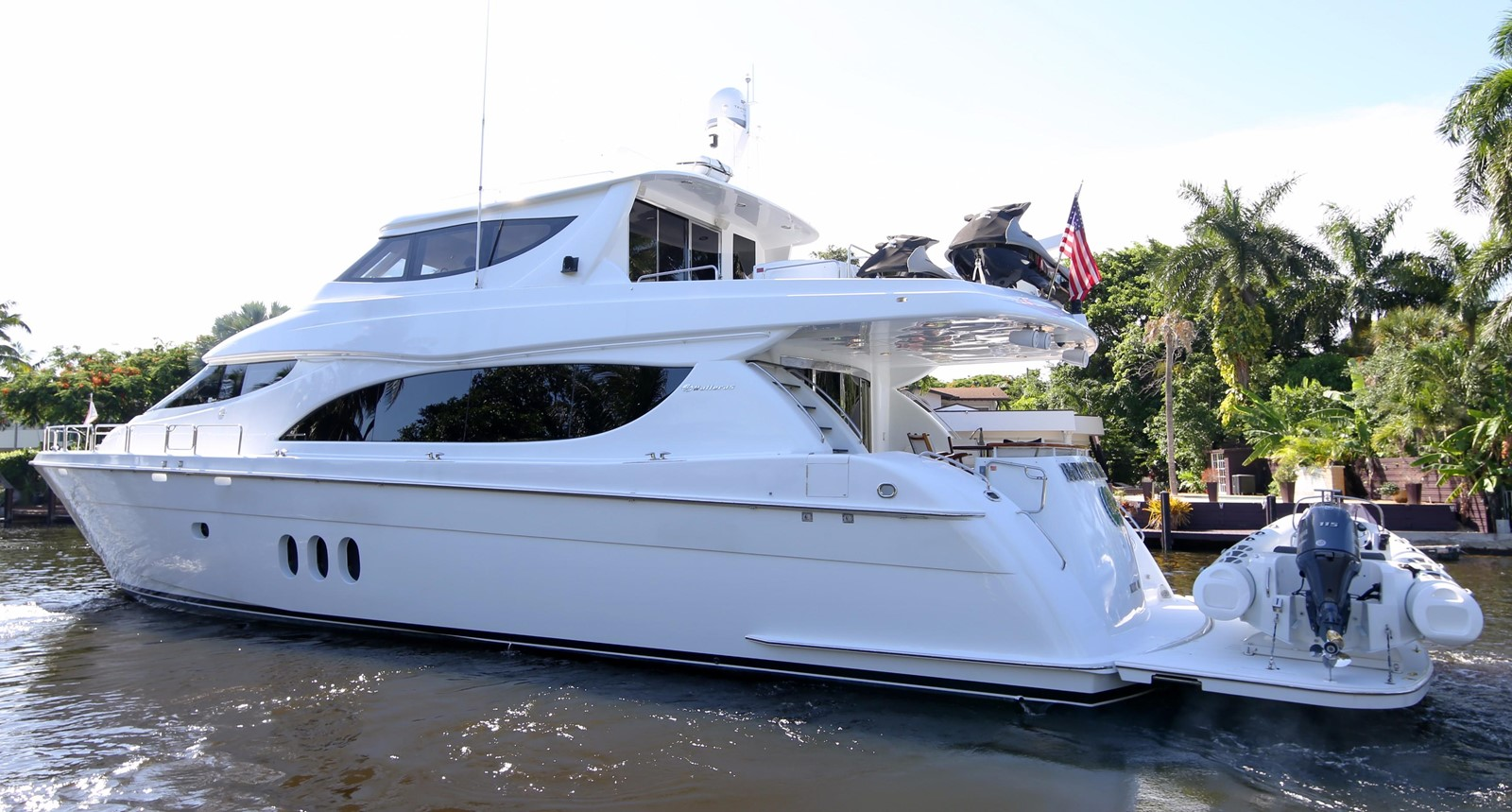 2006 Hatteras Motor Yacht For Sale