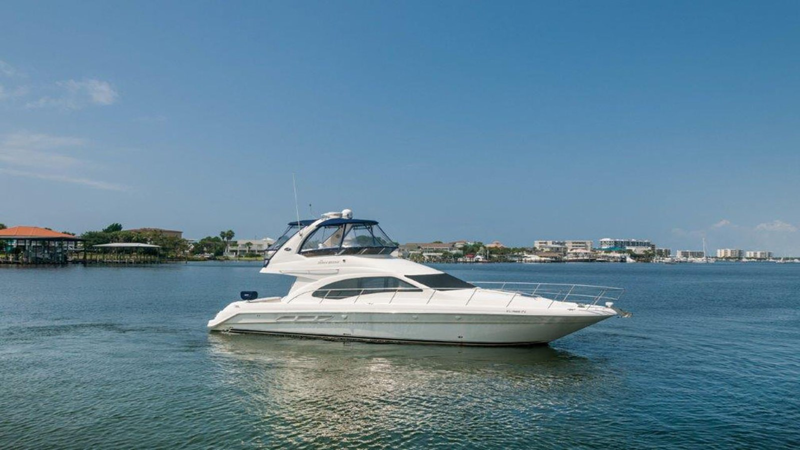 2007 SEA RAY 44 Sedan Bridge  For Sale