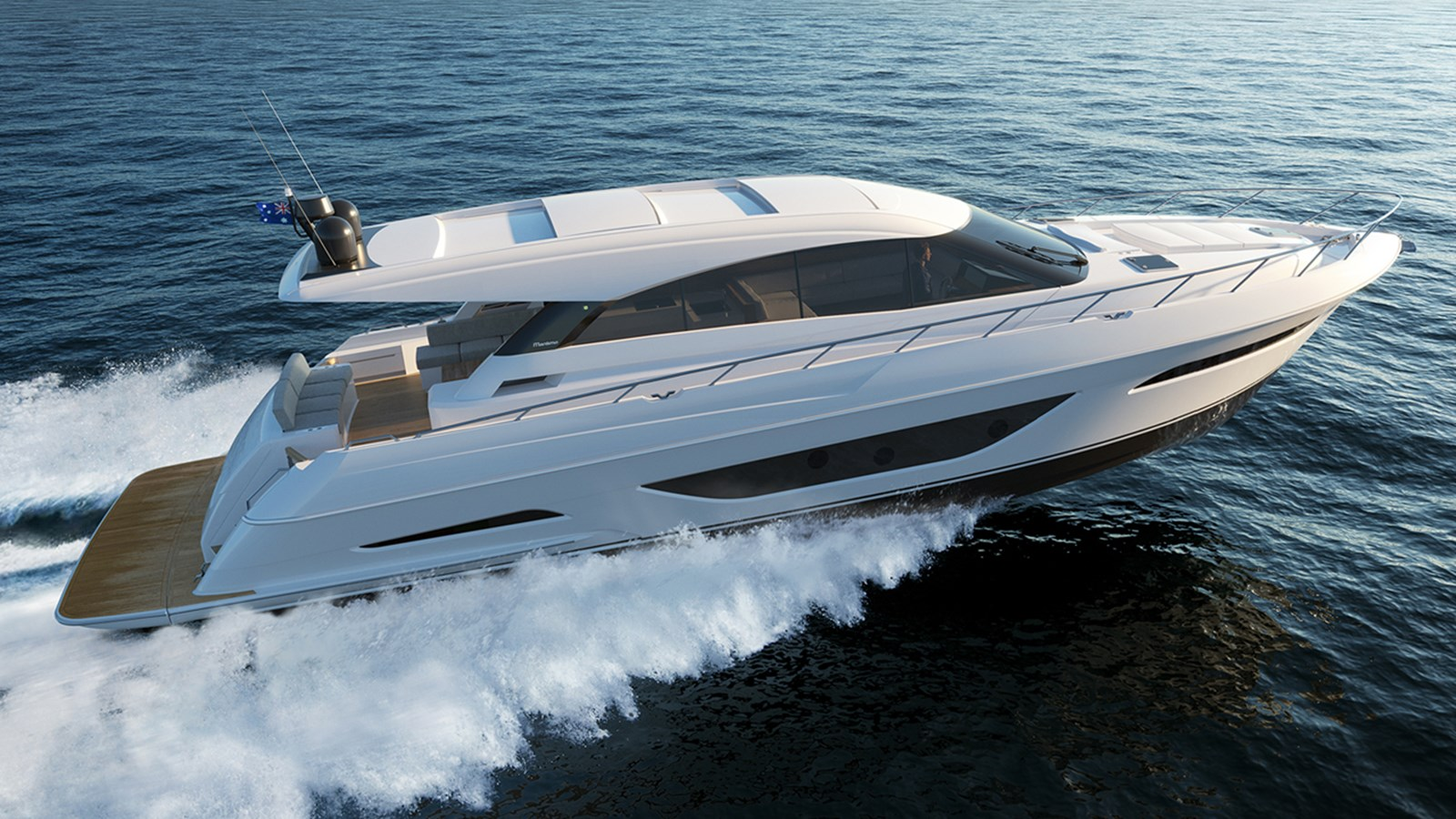 New Maritimo X60 Motor Yacht Yachts For Sale