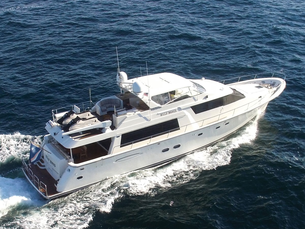 2005 PACIFIC MARINER Flushdeck For Sale