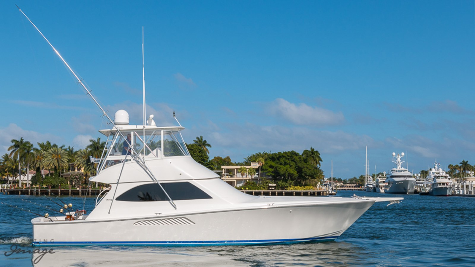 2013 VIKING 50 Convertible For Sale