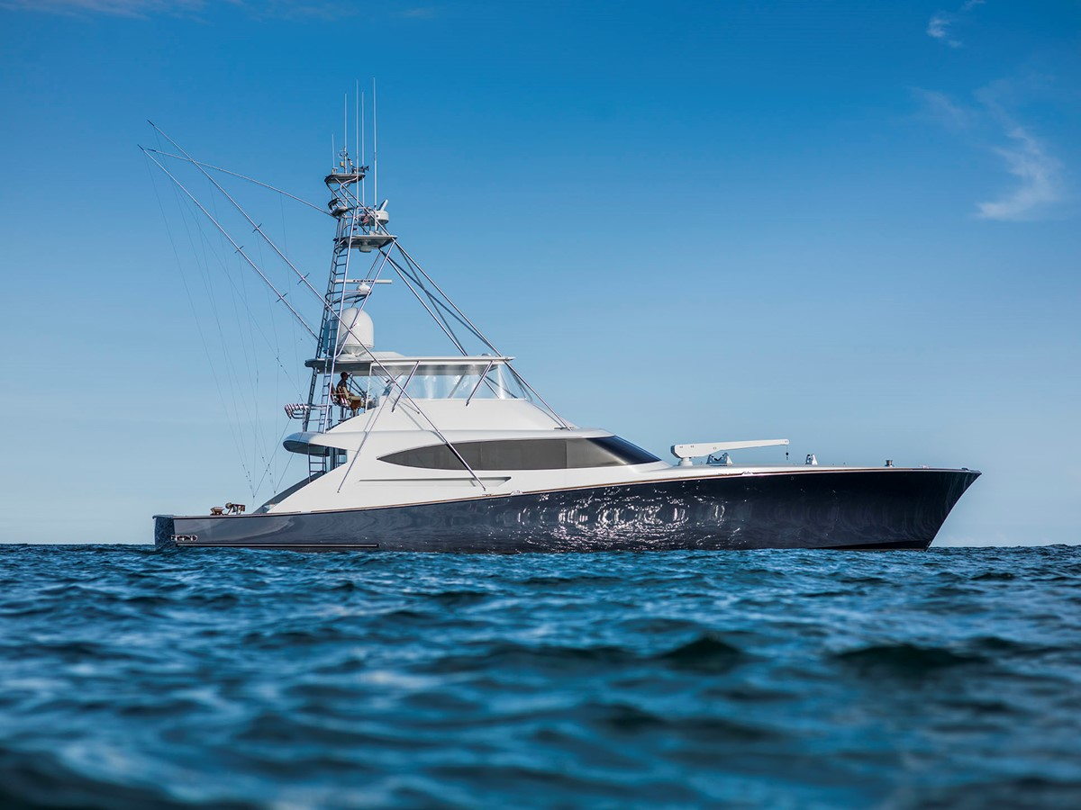 2012 YACHTING DEVELOPMENTS, NZ 90' Ullberg Design For Sale