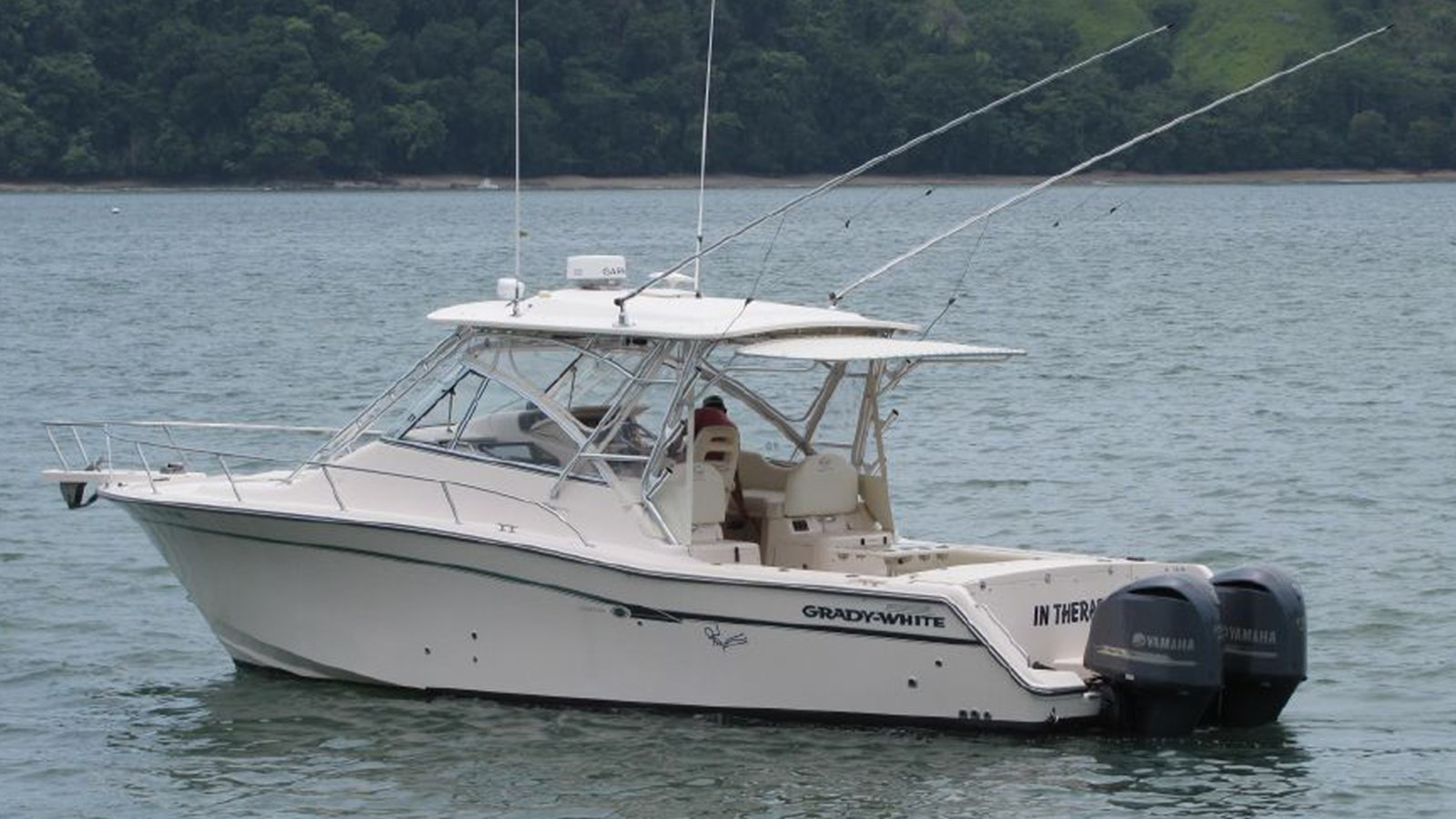 2009 GRADY WHITE 330 Express For Sale