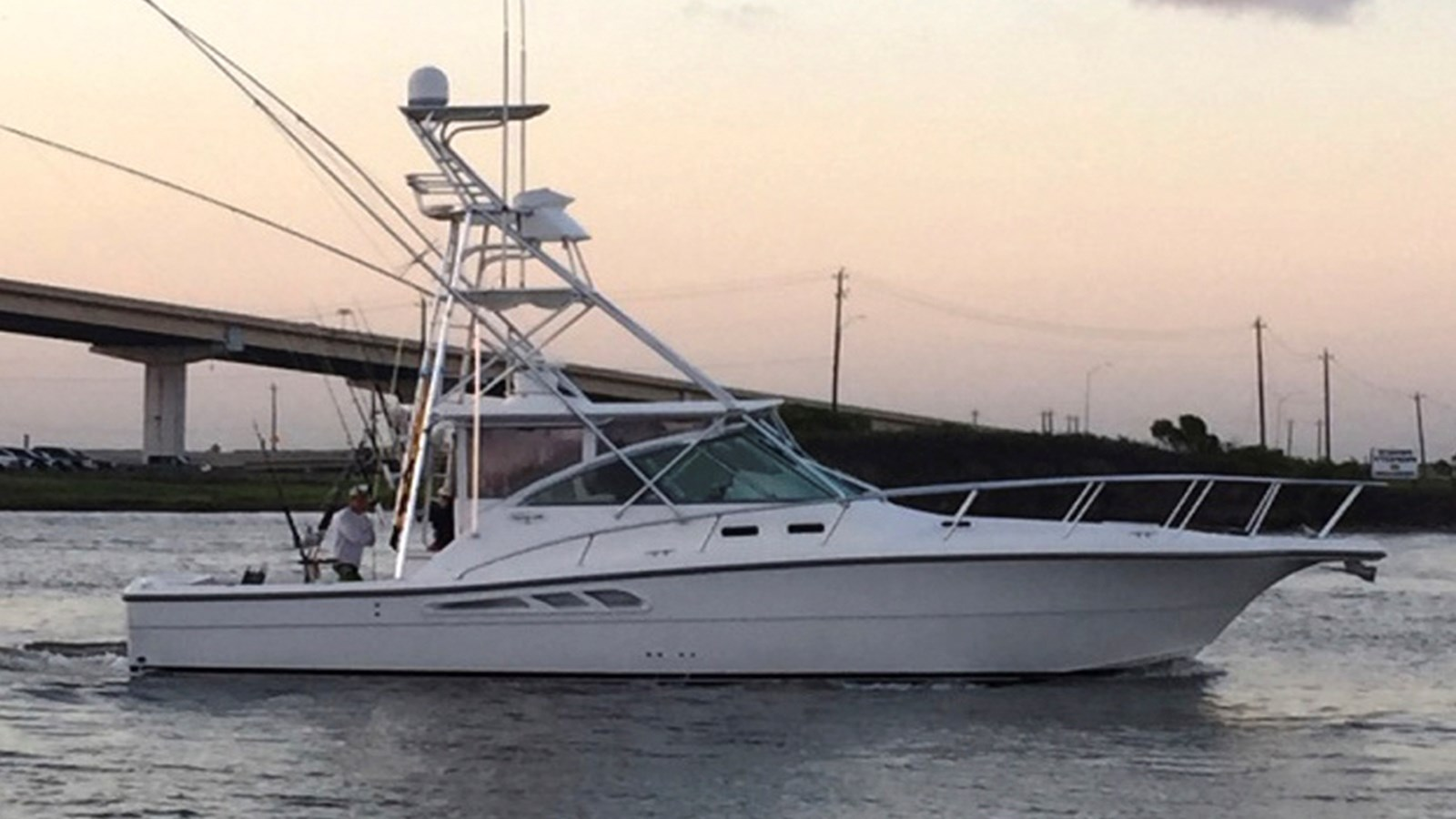 2006 RAMPAGE 38 Express For Sale
