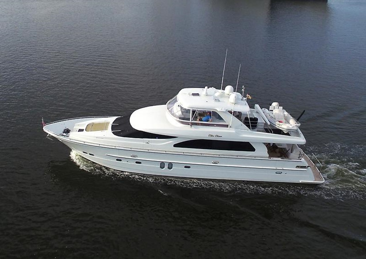 2006 Horizon Motor Yacht For Sale
