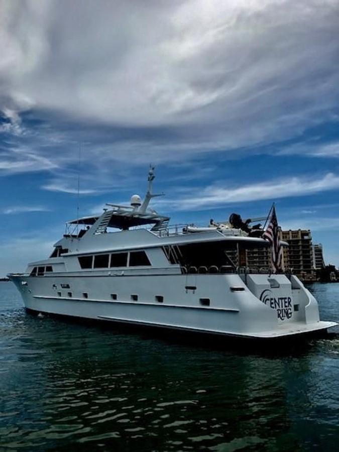 1987 BROWARD Pilot House Motor Yacht For Sale