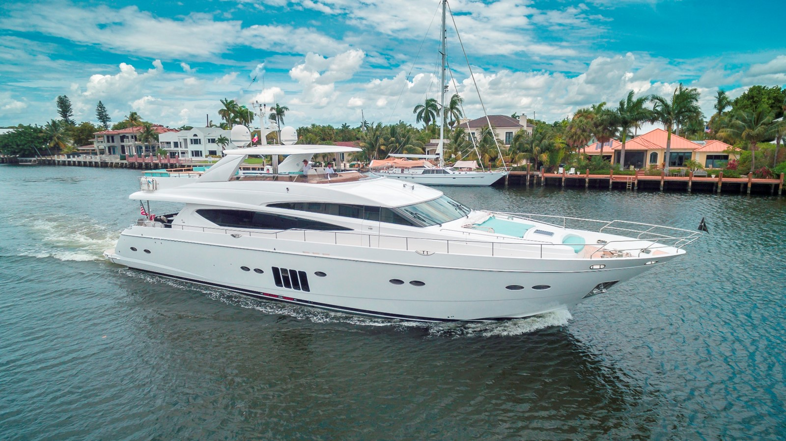 2009 PRINCESS YACHTS  For Sale