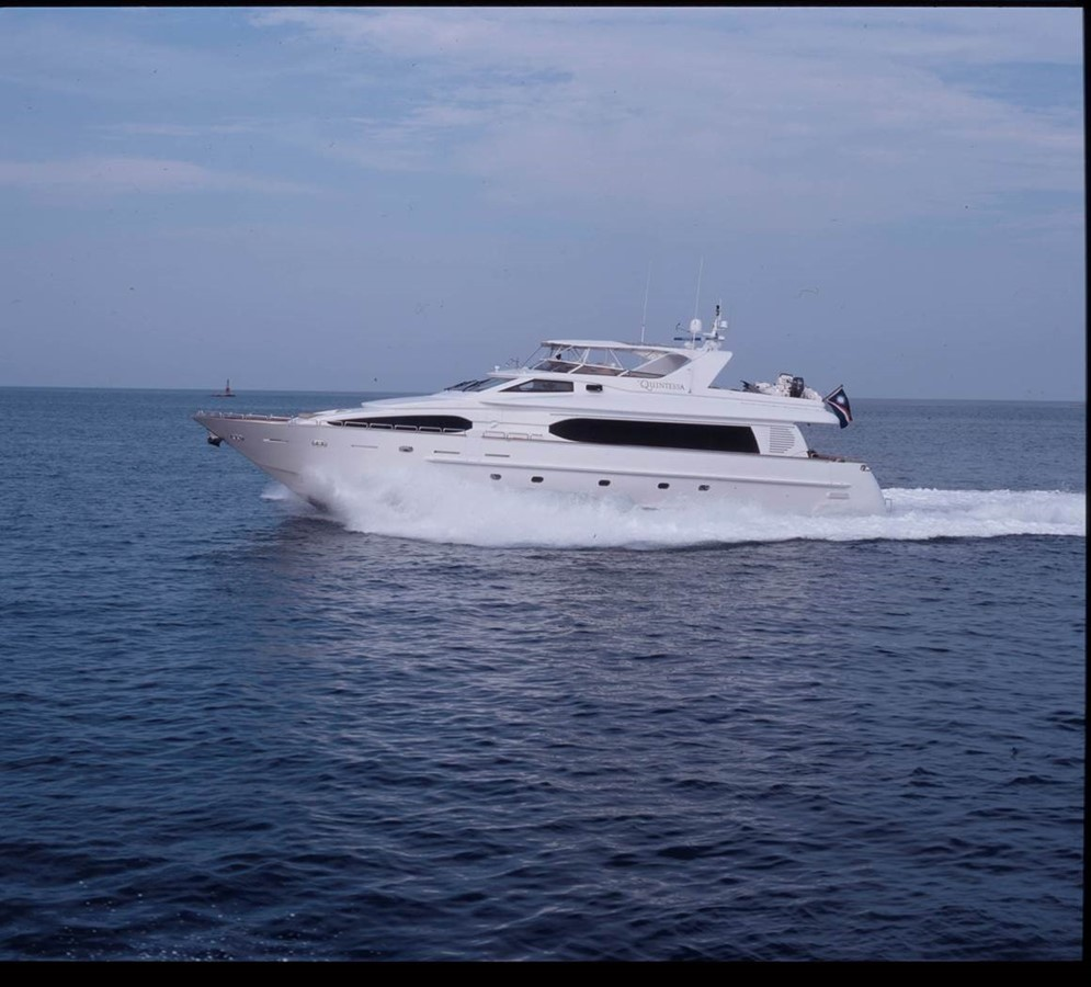 2000 DESTINY Raised Pilothouse For Sale