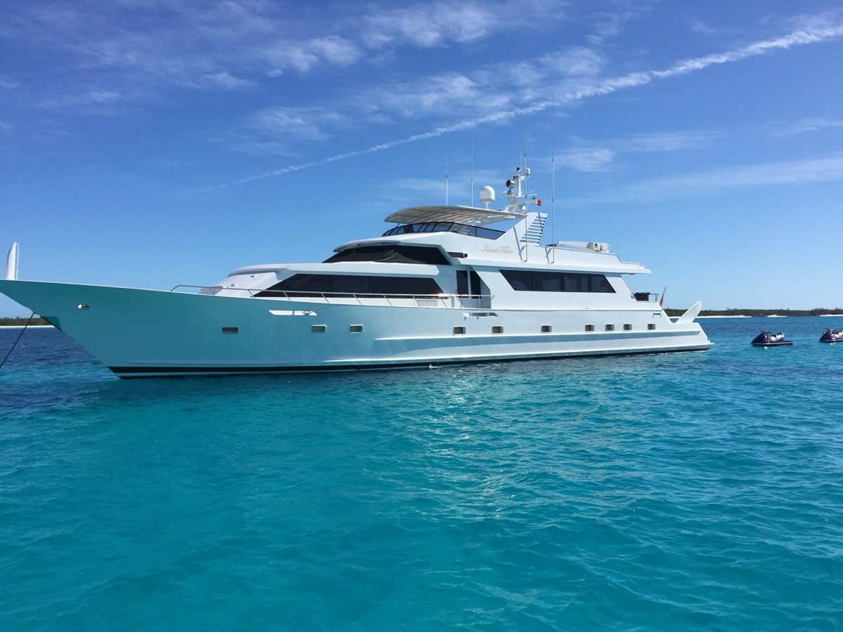 1994 BROWARD Cockpit Motoryacht For Sale