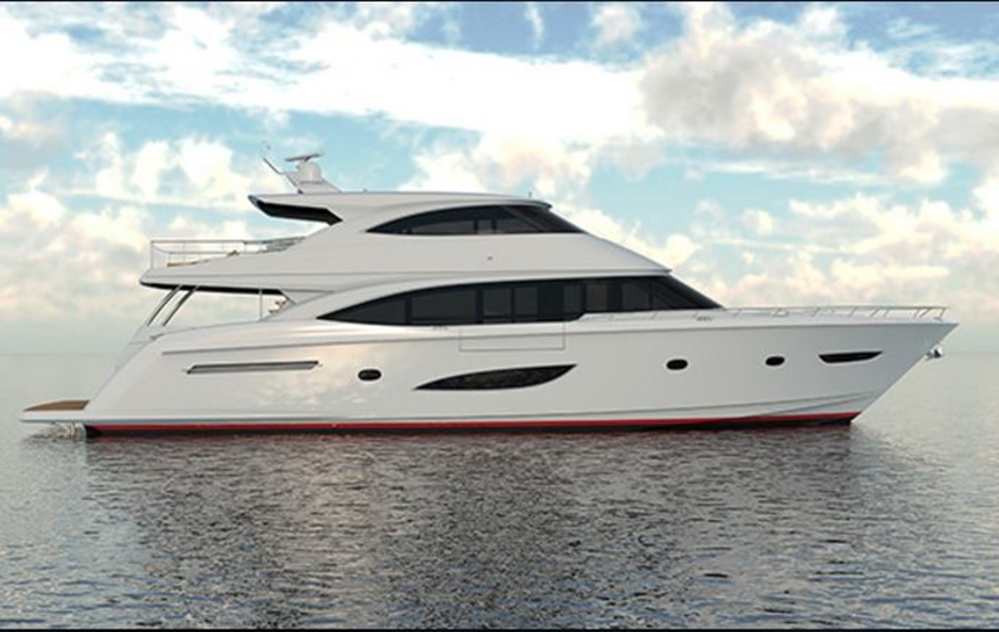 2018 VIKING Motor Yacht For Sale