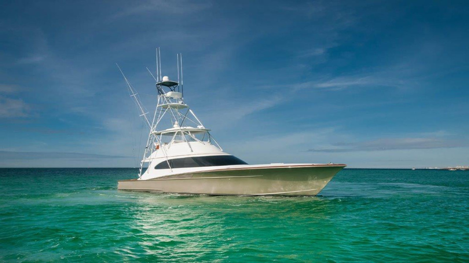 2010 SPENCER YACHTS 57 CONVERTIBLE For Sale