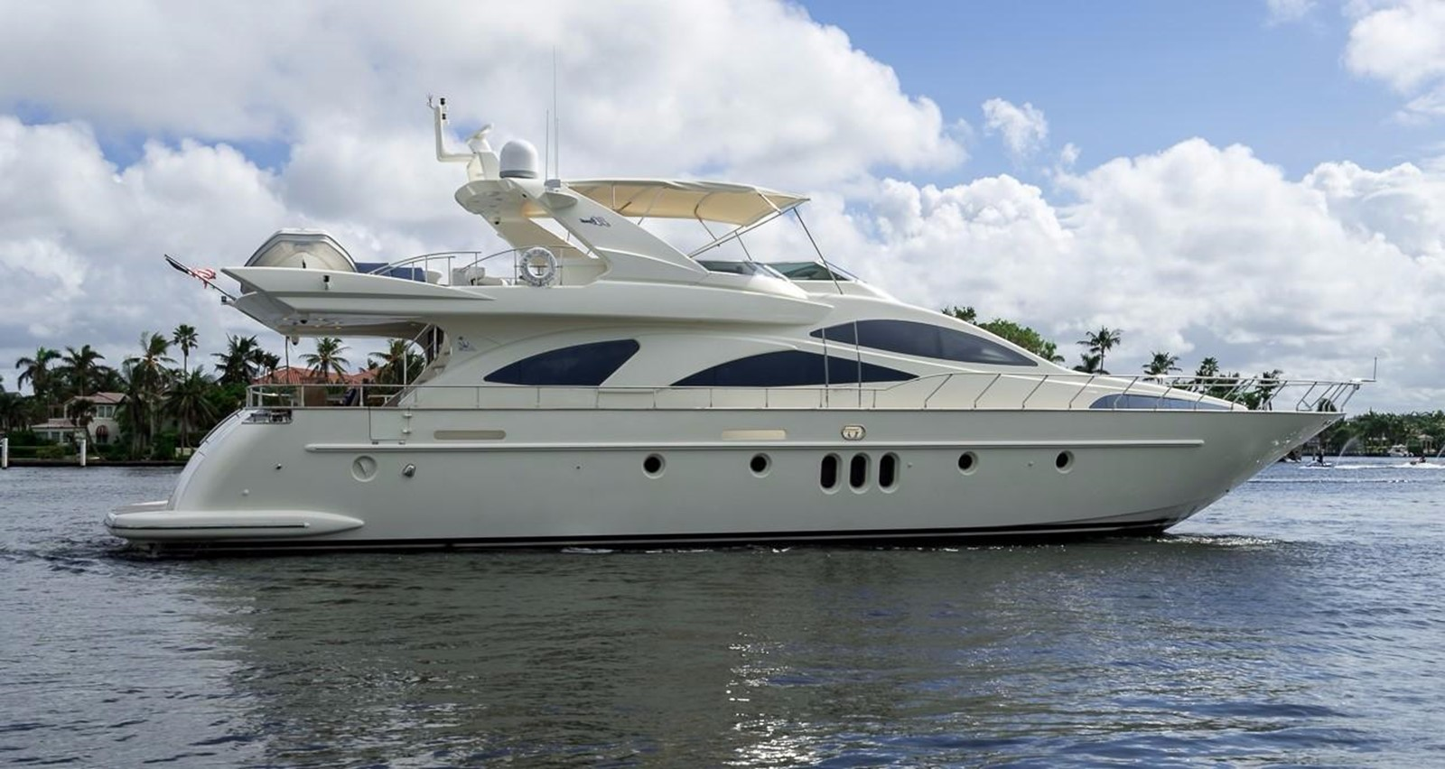 2003 Azimut 80 Carat For Sale