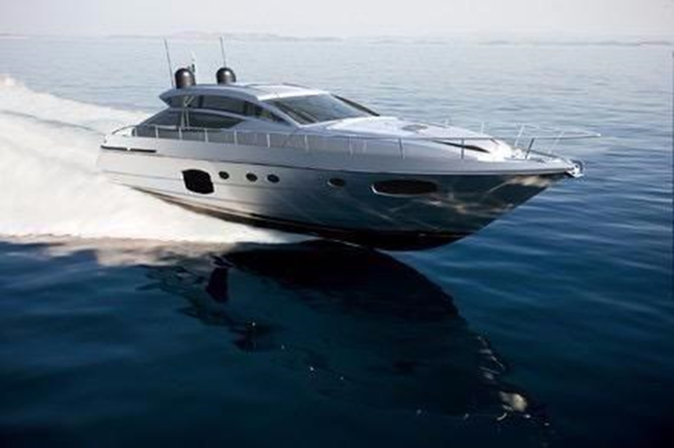 2015 Pershing 62' For Sale