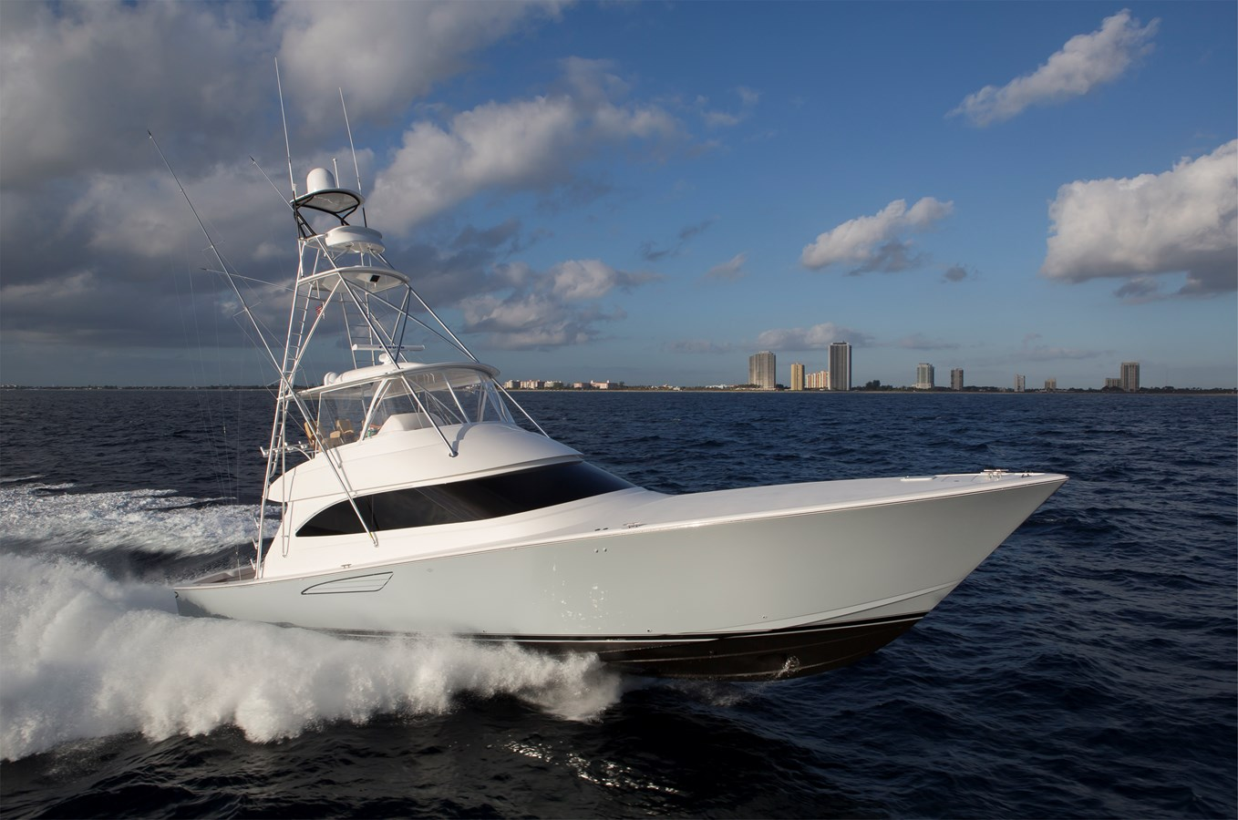2018 VIKING 62 Convertible (VK62-050) For Sale