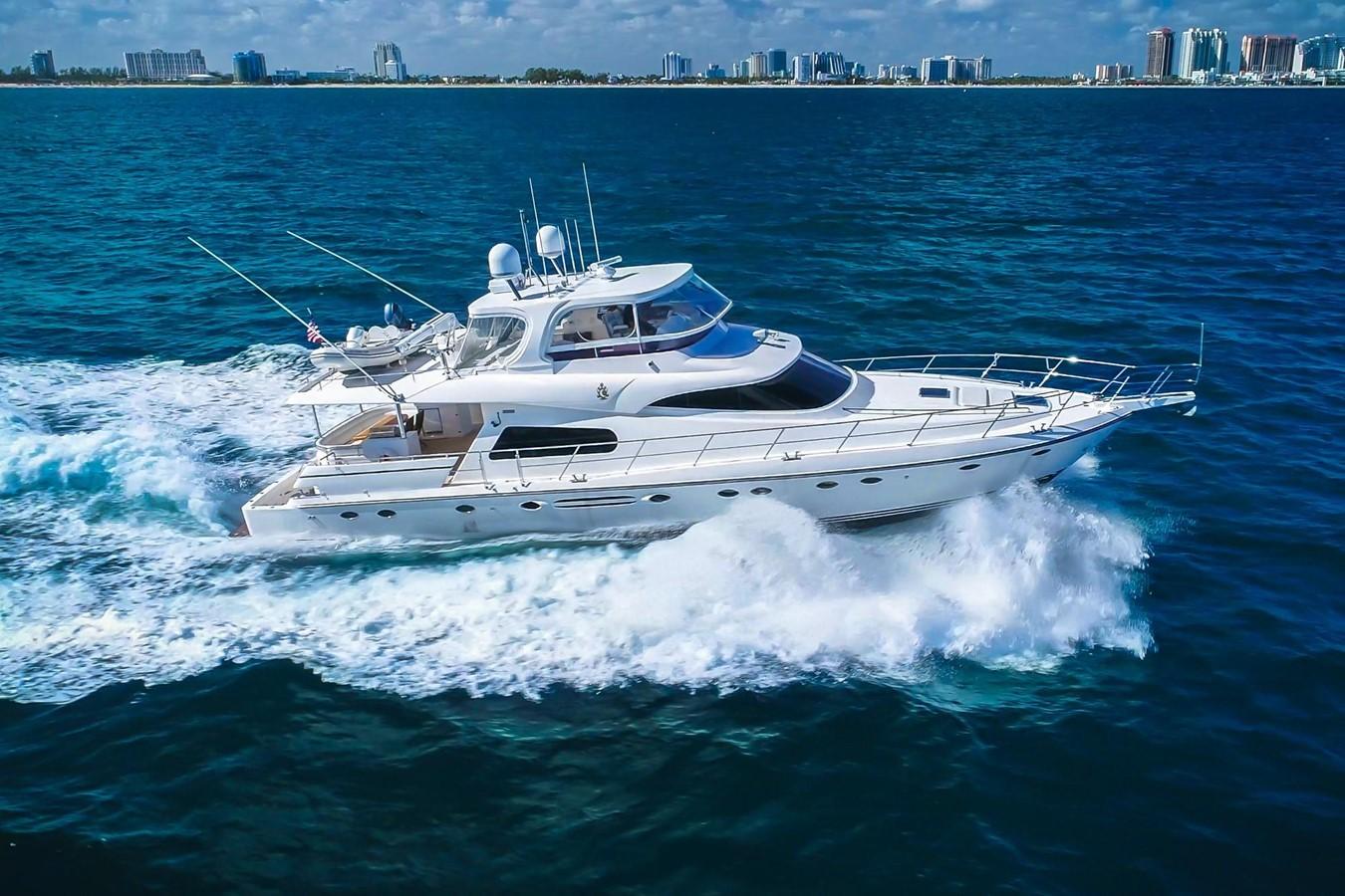 2010 Johnson 70 Motor Yacht For Sale