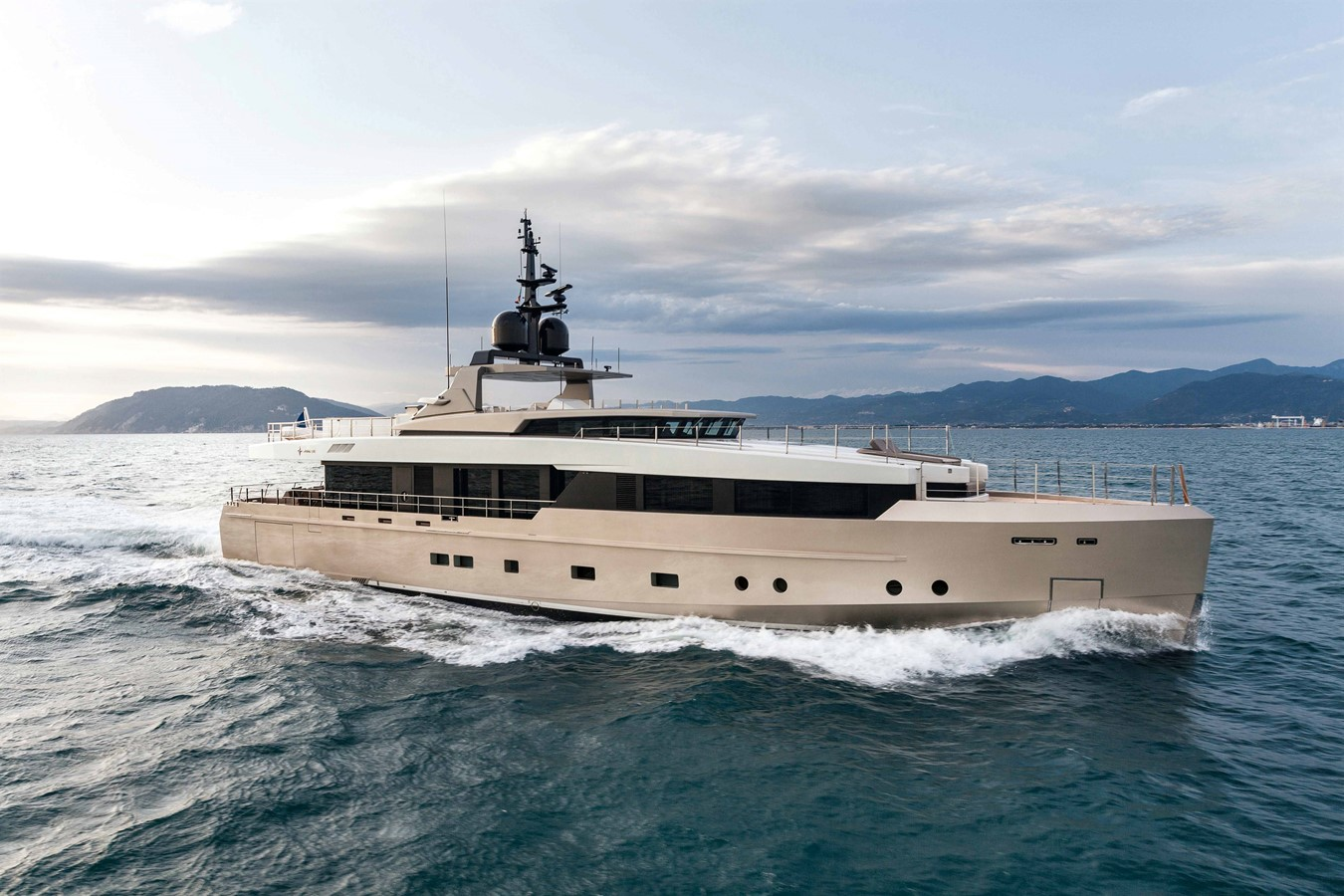 2015 Admiral - The Italian Sea Group Impero 37 RPH For Sale