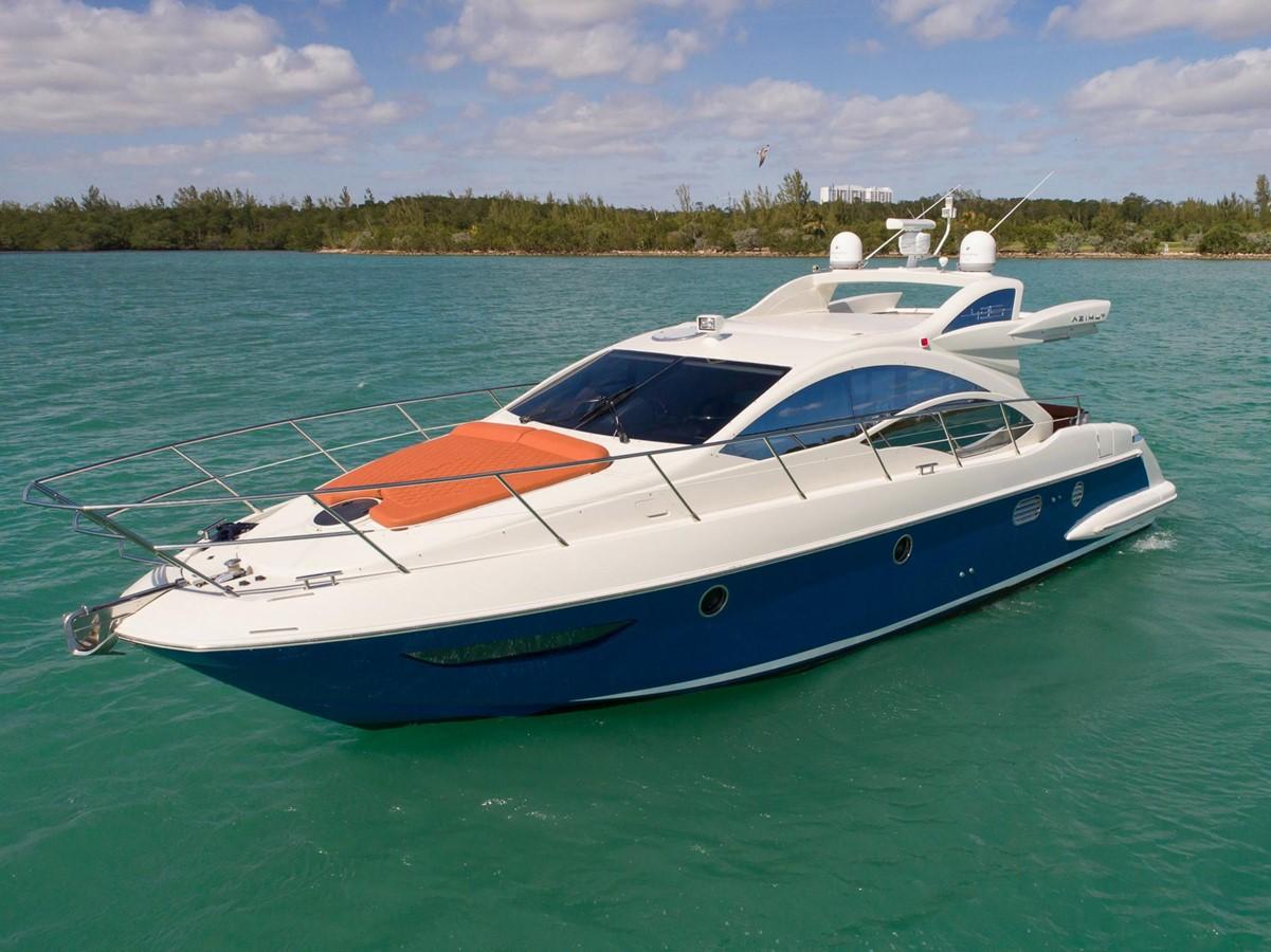 2007 Azimut 43S For Sale