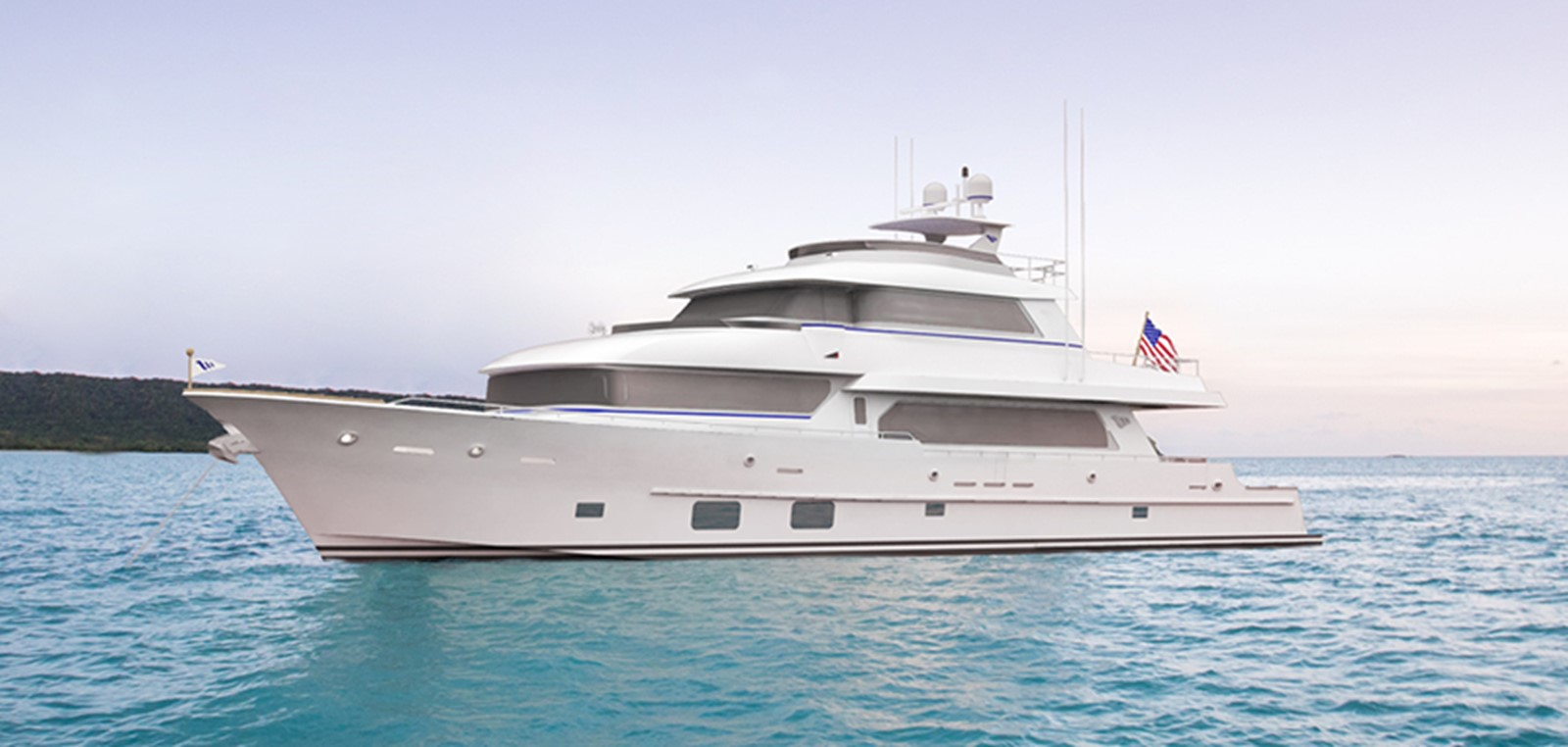 2019 PARAGON MOTOR YACHTS Tri-Deck With Cockpit For Sale