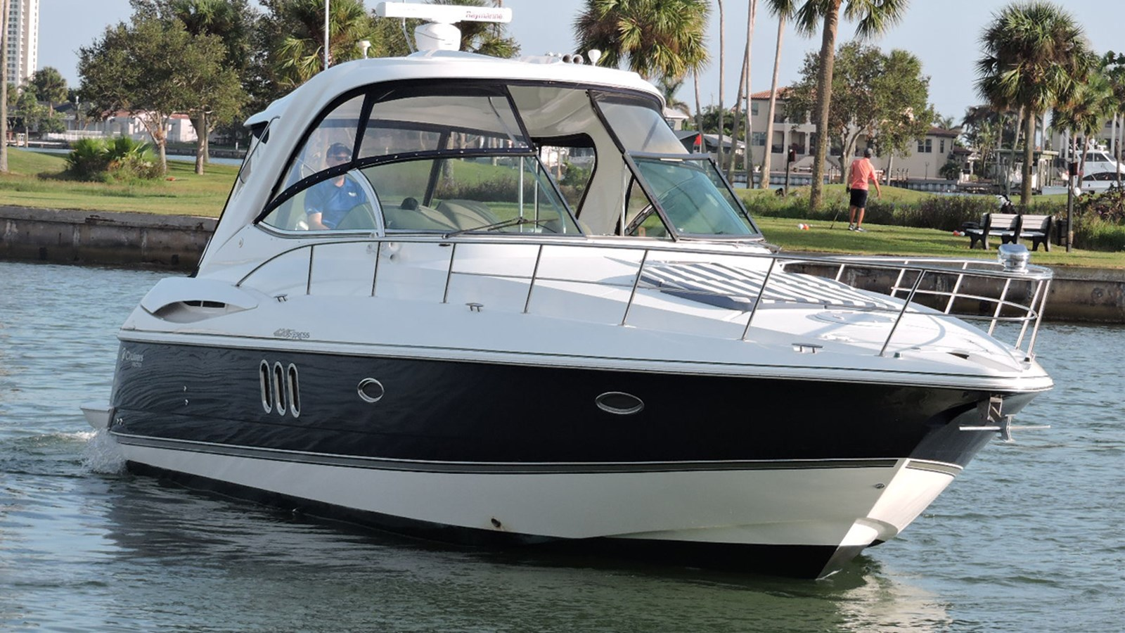 2008 CRUISERS 420 Express For Sale